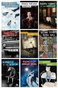 Ali Lidar 9 Kitap Takım