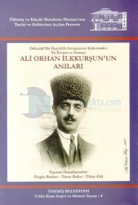Ali Orhan İlkkurşun'un Anıları Engin Berber