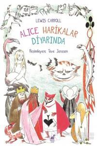 Alice Harikalar Diyarında (Ciltli) Lewis Carroll
