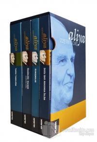 Aliya İzzetbegoviç (4 Kitap Takım)