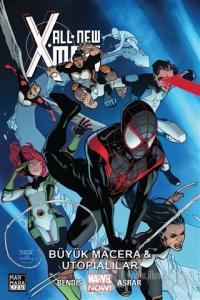 All New X-Men Cilt 6: Büyük Macera ve Utopialılar %25 indirimli Brian