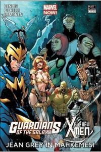 All-New X-Men / Guardians of the Galaxy - Jean Grey'in Mahkemesi