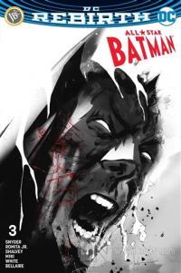 All-Star Batman Sayı 3 (DC Rebirth)