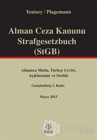 Alman Ceza Kanunu - Strafgesetzbuch (StGB)