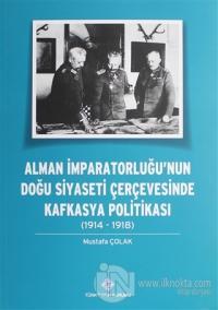 Alman İmparatorluğu'nun Doğu Siyaseti Çerçevesinde Kafkasya Politikası (1914-1918)