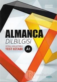 Almanca Dilbilgisi Konu Anlatımlı Test Kitabı