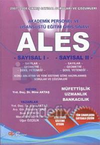 Alp ALES Sayısal 1 / Sayısal 2