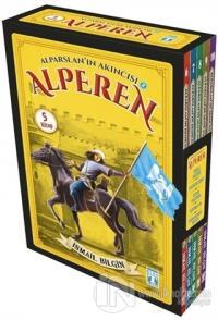 Alparslan'ın Akıncısı Alperen (5 Kitap Set) %25 indirimli İsmail Bilgi