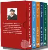 Altan Öymen Anılı Kitaplar Dizisi (5 Kitap Takım)