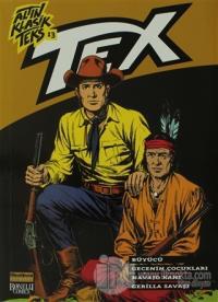 Altın Klasik Tex Sayı: 13 Büyücü / Gecenin Çocukları / Navajo Kanı / Gerilla Savaşı