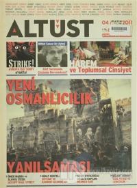 Altüst Dergisi Sayı: 4