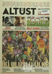 Altüst Dergisi Sayı: 6