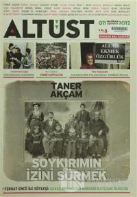 Altüst Dergisi Sayı: 7