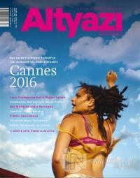 Altyazı Dergisi Sayı: 162 / Haziran 2016