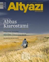 Altyazı Dergisi Sayı: 164 / Eylül 2016