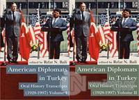 American Diplomats in Turkey 1-2 (2 Kitap Takım) Rıfat N. Bali