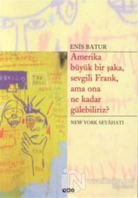 Amerika Büyük Bir Şaka, Sevgili Frank, Ama Ona Ne Kadar Gülebiliriz? New York Seyahatı
