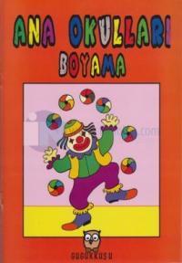 Ana Okulları Boyama