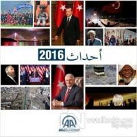 Anadolu Agency Almanac 2016 (Arabic)