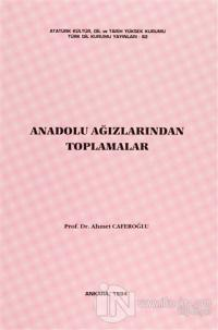 Anadolu Ağızlarından Toplamalar