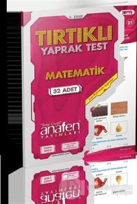 Anafen 2015 3. Sınıf Matematik Tırtıklı Yaprak Test