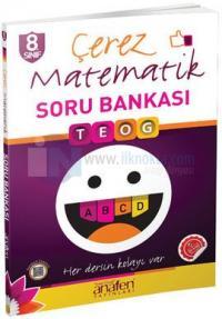 Anafen 8.Sınıf Çerez  Matematik Soru Bankası
