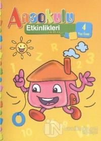 Anaokulu Etkinlikleri : Sarı Kitap