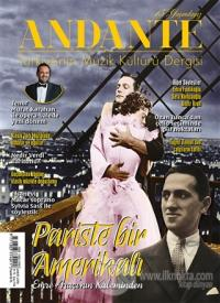 Andante Müzik Dergisi Sayı: 136 Yıl: 15 Şubat 2018