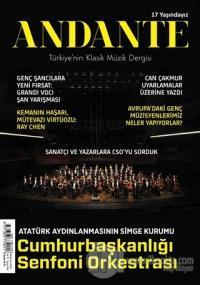 Andante Müzik Dergisi Yıl: 17 Sayı: 158 Aralık 2019 Kolektif