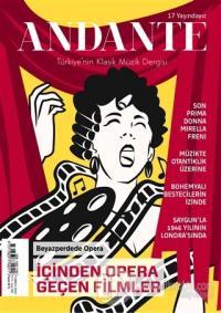 Andante Müzik Dergisi Yıl: 17 Sayı: 165 Temmuz 2020