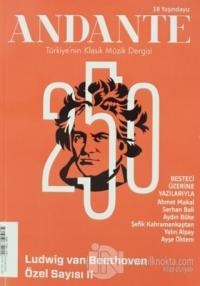 Andante Müzik Dergisi Yıl: 17 Sayı: 169 Kasım 2020