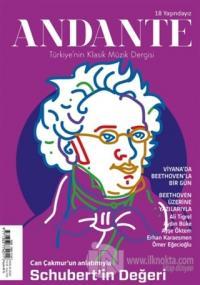 Andante Müzik Dergisi Yıl: 17 Sayı: 170 Aralık 2020