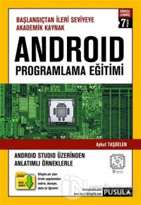 Android Programlama Eğitimi %15 indirimli Aykut Taşdelen