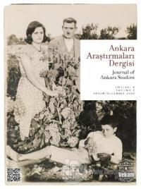 Ankara Araştırmaları Dergisi Cilt: 8 Sayı: 2 Aralık 2020