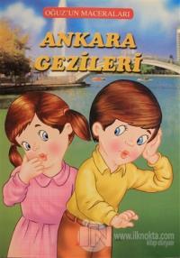 Ankara Gezileri - Oğuz'un Maceraları %25 indirimli Fatma Tatcı