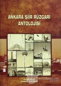 Ankara Şiir Rüzgarı Antolojisi (Ciltli)