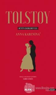 Anna Kararina - Bütün Eserleri 8 (Ciltli)