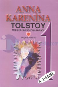 Anna Karenina4 Cilt Takım