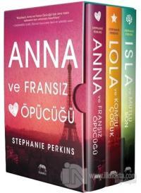 Anna-Lola-Isla Kutu Seti (3 Kitap Takım) (Ciltli)
