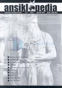 Ansiklopedia Aylık Bilim Edebiyat Dergisi Sayı: 1