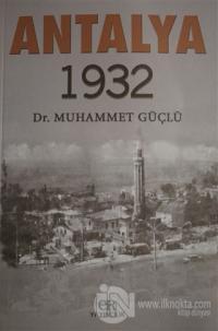 Antalya 1932