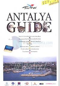 Antalya Guide (Almanca)