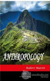 Anthropology Robert Marett