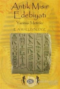 Antik Mısır Edebiyatı