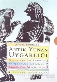 Antik Yunan Uygarlığı (3 Kitap Takım)