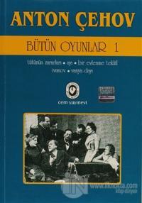 Anton Çehov - Bütün Oyunlar (3 Kitap Takım)