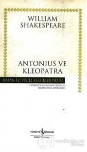 Antonius ve Kleopatra (Ciltli)