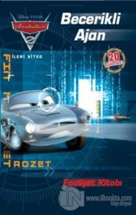 Arabalar 2 - Becerikli Ajan Faliyet Kitabı
