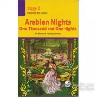 Arabian Nights One Thousand and One Nights - Stage 2 (CD'siz)