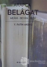 Arapça Belagat